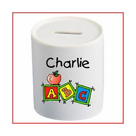 Charlie Piggy Bank