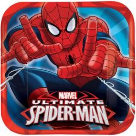 i love spiderman mouse pad