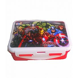 Action Heros Avenger Lunch Box