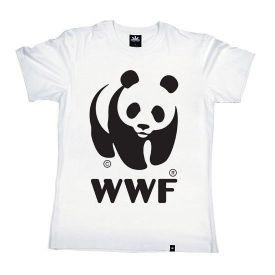 WWF Panda White T-Shirt
