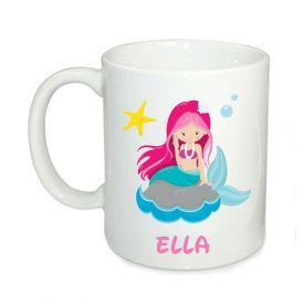 Little cute mermaid mug for your kids