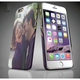 Personalized Apple iPhone Case/Cover with Your Photos and Text