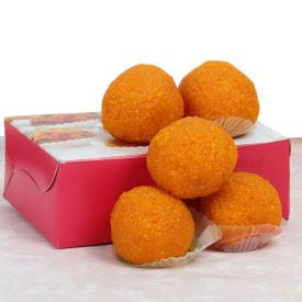 Moti Choor Laddoo