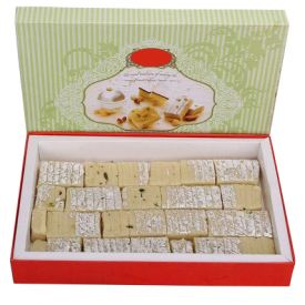 Box of Pista Burfi