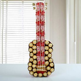 Chocolate Guitar