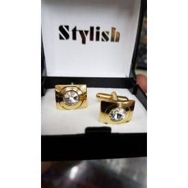 Square Vogue Cufflinks