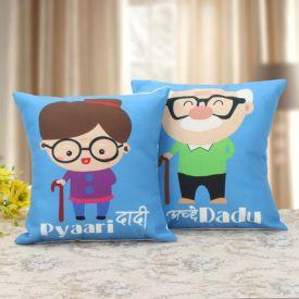 Dadu Dadi Cushion