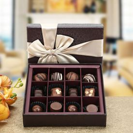 Handmade Chocolate Gift Box