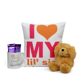 cute combo gifts for sister