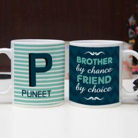 personalized mug with name