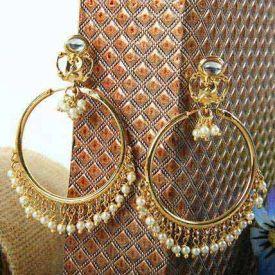 dangler earring