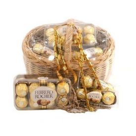 Ferrero Rocher Basket