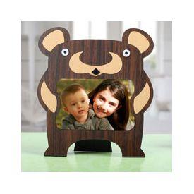 Bear Personalized Photo Frame