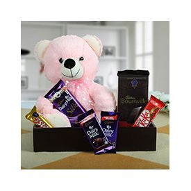 Softy Chocolate Arrangement