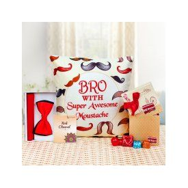 Bro Awesome Cushion