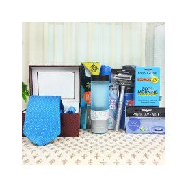 Men's Grooming Hamper