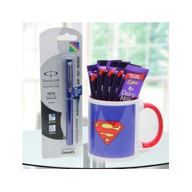 SuperMan Brother Hamper