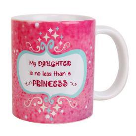 Princess Themed Pink Mug