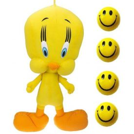 Tweety N Smiley Balls