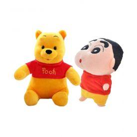 Shinchan N Pooh