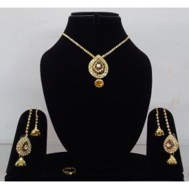 Jewelry Set Gold-Plated