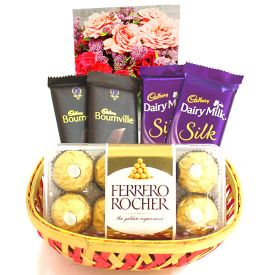 Basket Of Best Arrangement