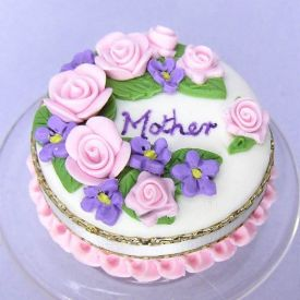 Mother's day special cake