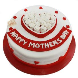 Special cake for Mother's day