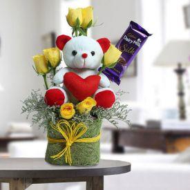 Cute Teddy Surprises