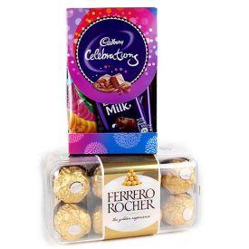 Sweet Combo Chocolates