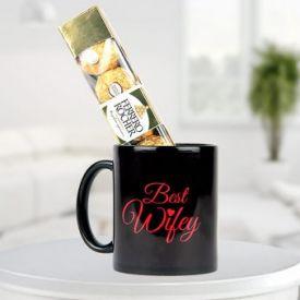 Treat for wifey