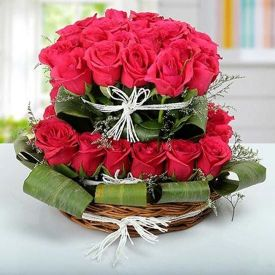 Lovely Roses Arrangement