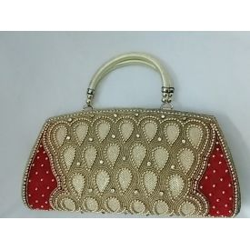 Gorgeous Red Clutch