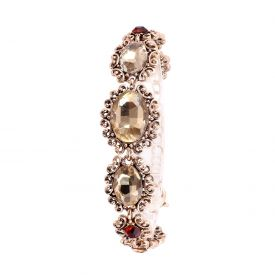 Gold plated Crystal Bracelet