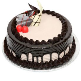 Classic Choco Cream Cake