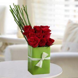 Sweet Roses Arrangement