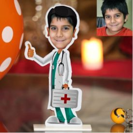 DOCTOR PHOTO STAND