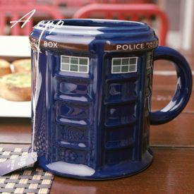 Police Box Mug