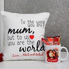 Mums The World Combo