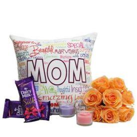 Chocolates & Flowers with Twist